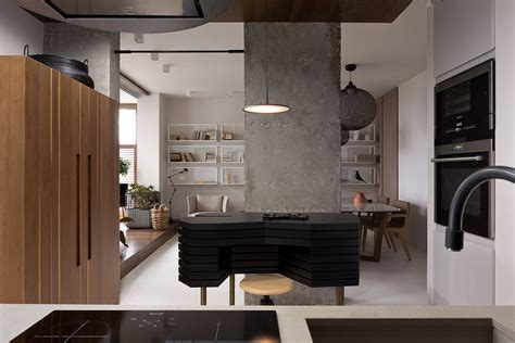 concrete apartment soak in design concrete finish studio apartments ideas inspiration