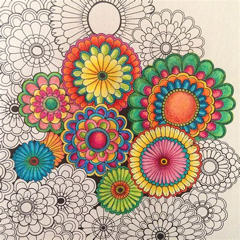 secret garden coloring pages completed the seasoning