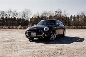 Mini Cooper Canada Reviews Review 2016 Mini Cooper S Clubman Canadian Auto Review