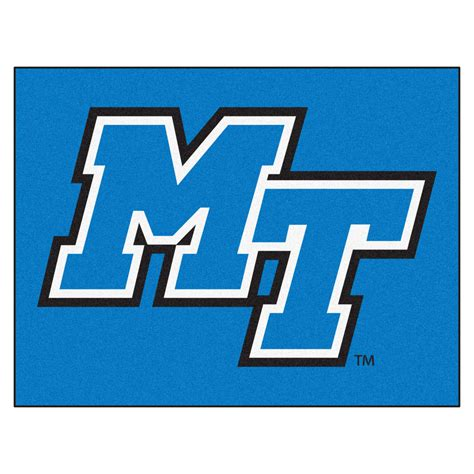middle state middle tennessee state blue raiders all mat