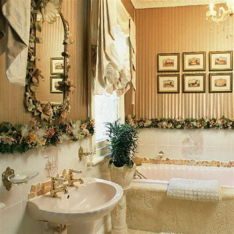 Striped Wallpaper Bathroom Striped Bathroom Bathroom Idea Stripe Wallpaper Housetohome Co Uk