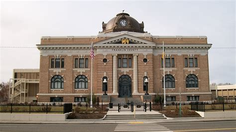 Pasco Search File Franklin County Courthouse In Pasco Washington Jpg Wikimedia Commons