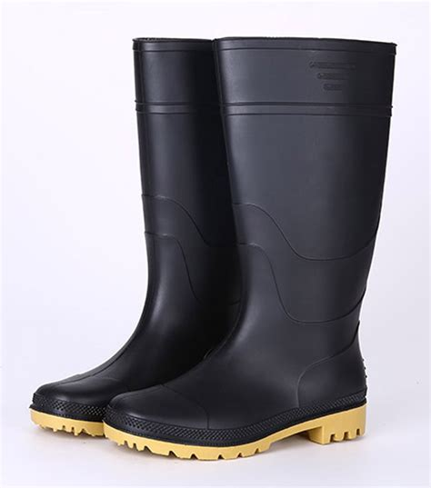 cheap garden and agriculture pvc boots
