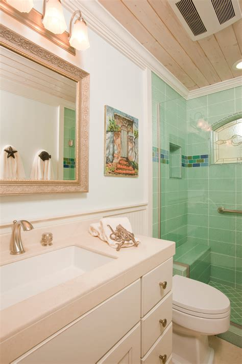 beachy bathroom ideas wonderful themed bathroom decor ideas decohoms