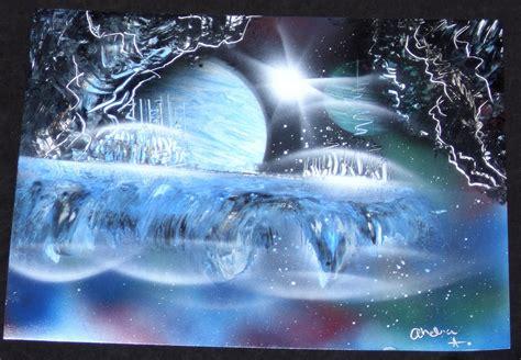 spray paint artwork chademp hill spart my 2nd atempt at spray paint