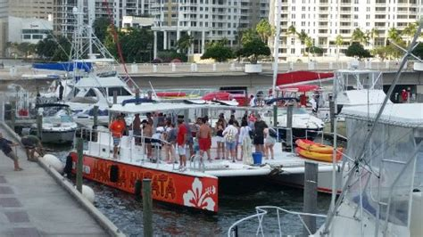 catamaran west palm beach the hakuna matata catamaran picture of visit palm beach