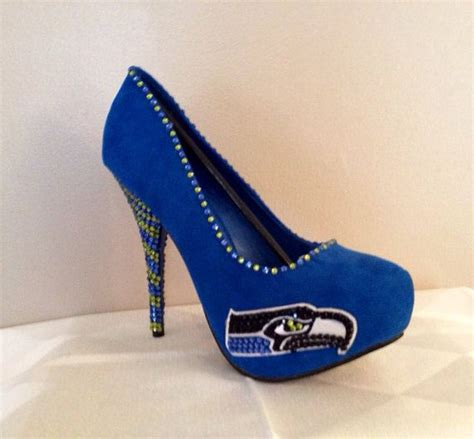 12 best images about diy seahawks heels on