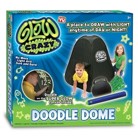 doodle dome glow glow doodle dome