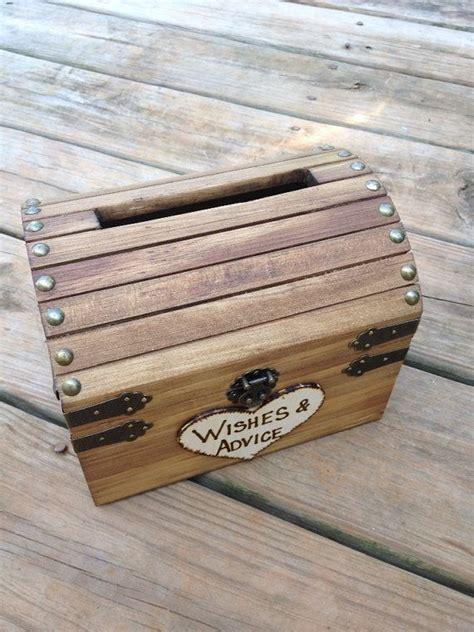Wedding Advice Box by Wedding Advice Box With Slit Wedding Chest Wishing