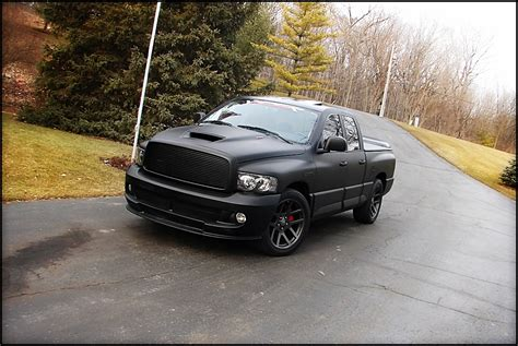 dodge ram murdered out ram 2500 murdered out autos post