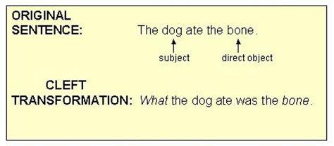 sentence pattern direct object happypoom week 5 grammar