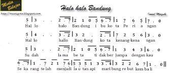 download lagu yamko rambe yamko not angka lagu halo halo bandung n yamko rambe yamko