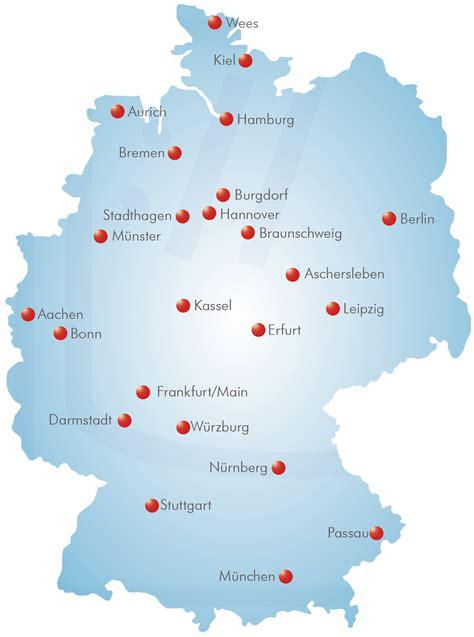 Kare Deutschland by Isimsiz Karte Deutschland