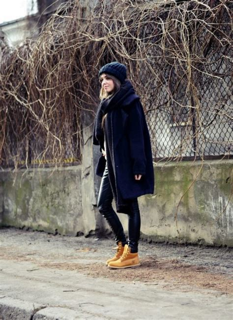 wear timberland boots     girl outfits