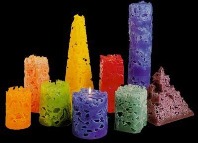 cera delle candele fare le candele tutorial guide trucchi consigli
