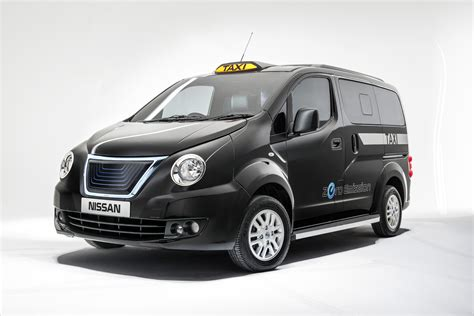 nissan nv200 taxi nissan nv200 london taxi photo gallery autoblog