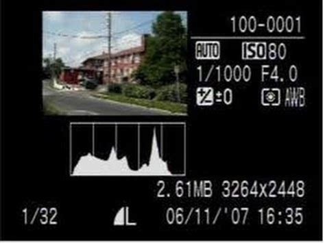 what is histogram tool in dslr camera and how to use it