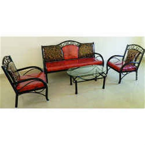 wrought iron stylish sofa set in jessore road kolkata