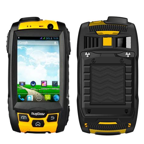 Doogie Original Phone Outdoor original ruggear rg500 ip68 rugged android waterproof