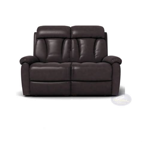 2 seater recliner sofa prices lazboy georgia 2 seater manual recliner sofa in leather at