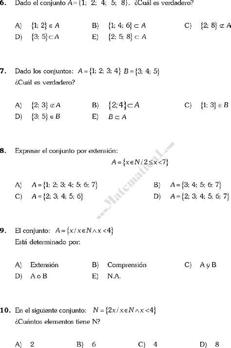 preguntas de español examen libro 193 lgebra descargar gratis pdf