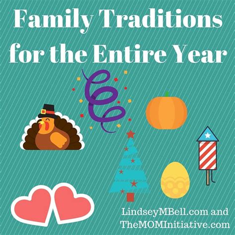 new year traditions in family one way to build memories with your is to create