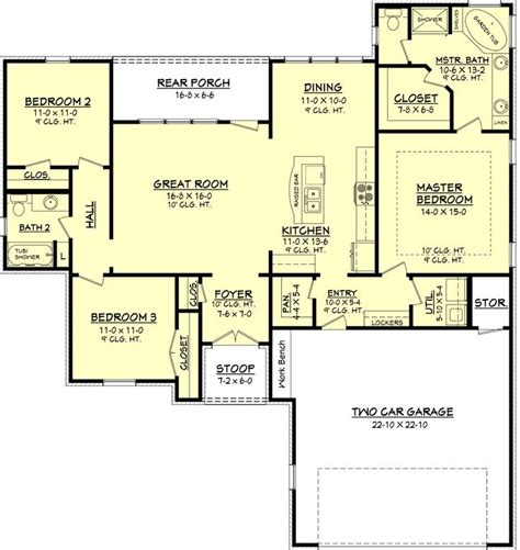 best 25 small house design best 25 small open floor house plans ideas on