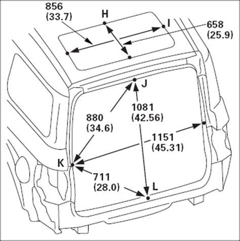 2003 honda pilot cargo area dimensions | car interior design