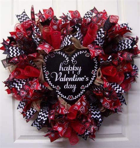 valentines day wreaths best 25 day wreaths ideas on