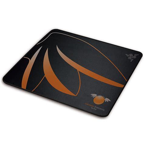 Logo Mouse Mats by Razer Intros Goliathus Orange Esports Mouse Mat Softpedia