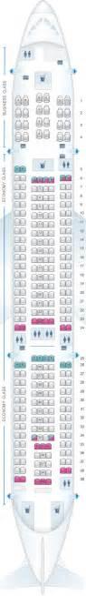 plan de cabine air mauritius airbus a330 200 seatmaestro fr