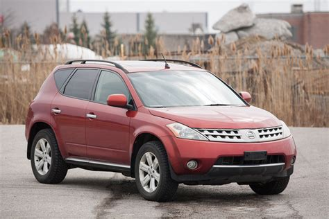 100 2006 nissan murano owners manual ca for sale
