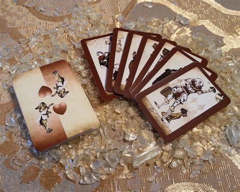 mini tarot deck mini tarot deck the ghost