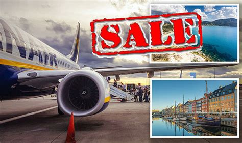 ryanair cheap flights airline slashes europe fares to 163 9 99 in big freeze sale travel news