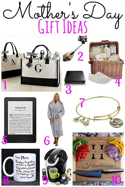 mom gift ideas mother s day gift ideas what moms really want home