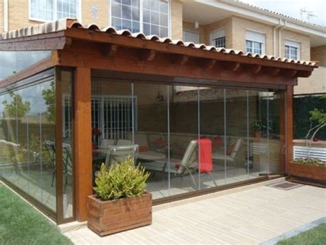 porches de madera en kit porches de madera cerrados con cristal galer 237 as