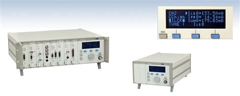 laser diode test modular test measurement platforms