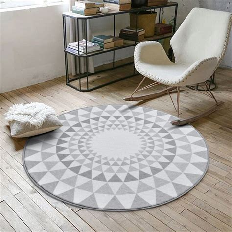nordic gray series  carpets  living room computer