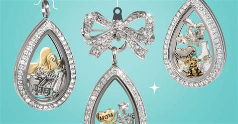 Origami Owl Living Lockets - origami owl silver teardrop living locket origami owl at