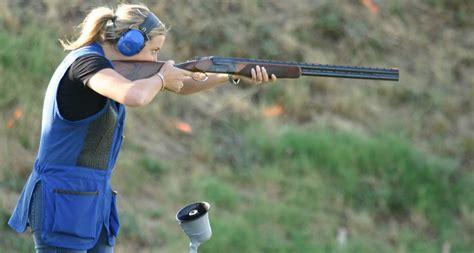 Sho Ayting clay target shooting yarra valley wineries australian