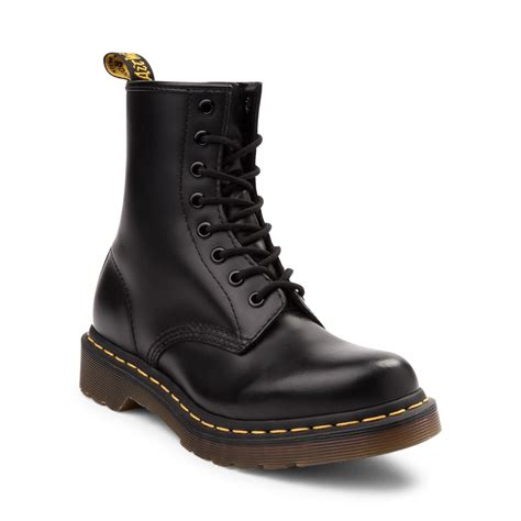 Dr Martens womens dr martens 1460 8 eye boot black 569354