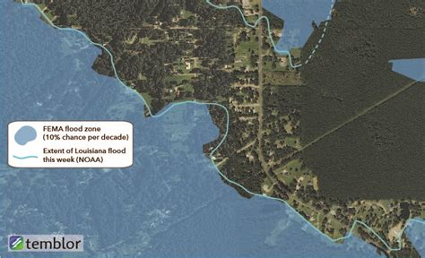 Livingston Parish Records Livingston Parish Flood Map My
