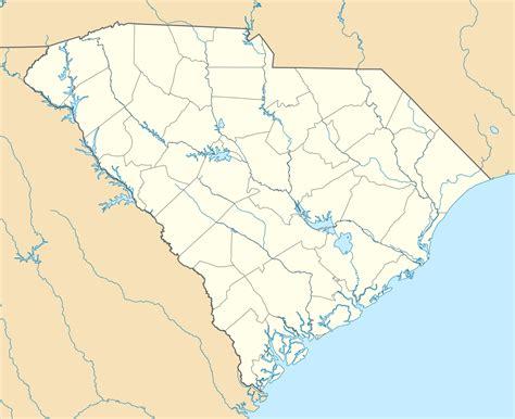 south carolina on usa map file usa south carolina location map svg wikimedia commons