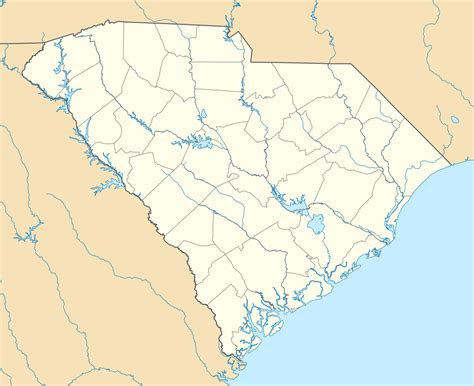 fileusa south carolina location mapsvg wikimedia commons