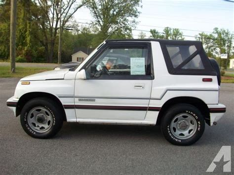chevy tracker 1990 1990 geo tracker for sale in fayetteville north carolina