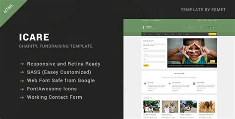 bootstrap templates for ngo 22 best charity website templates 2015 tutorial zone