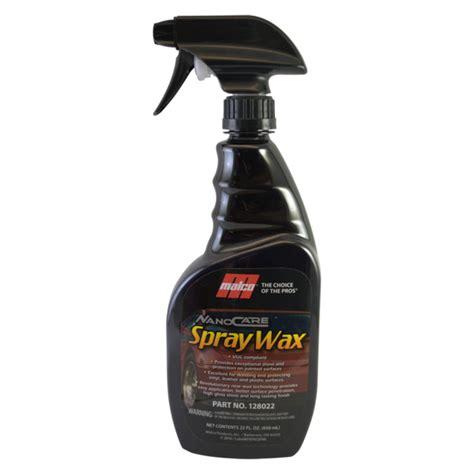 Waxco Nano Spray Wax 550 Ml malco nano care spray wax 650ml