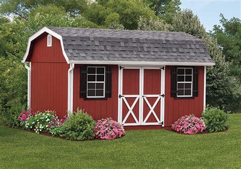 outdoor amish storage sheds custom vinyl shed designs