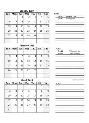 quarterly calendar   holidays april  june   printable  calendar