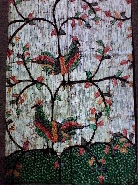 Souvenir Kain Batik Tulis Motif Boket Burung batik tulis motif burung merak grosir batik madura murah